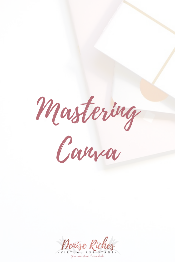 Mastering Canva