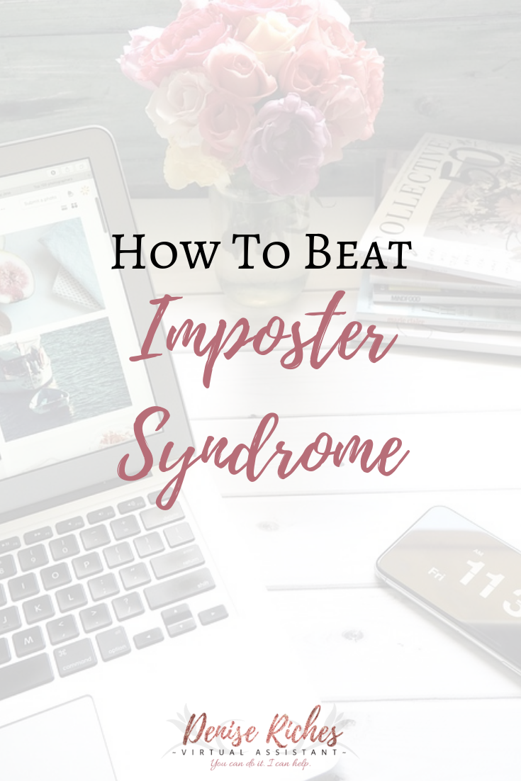 How to Beat Imposter Syndrome