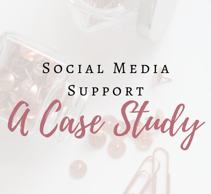 SM Support Case Study